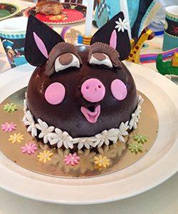 Barntårta glasstårta Nonna's (2)