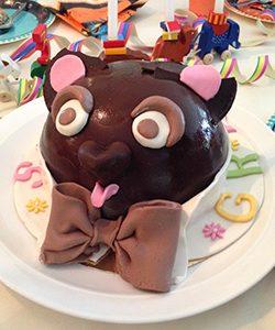 Barntårta glasstårta Nonna's (1)