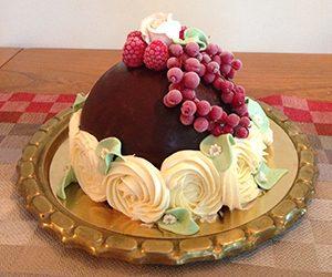 Nonna's glasstårta