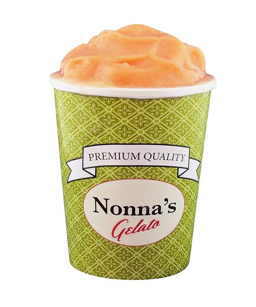 blodapelsin gelato (Nonnas Gelato)