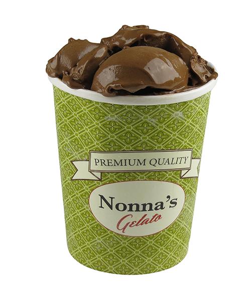 Choklad gelato (Nonnas Gelato)