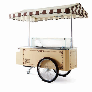 glassvagn att hyra